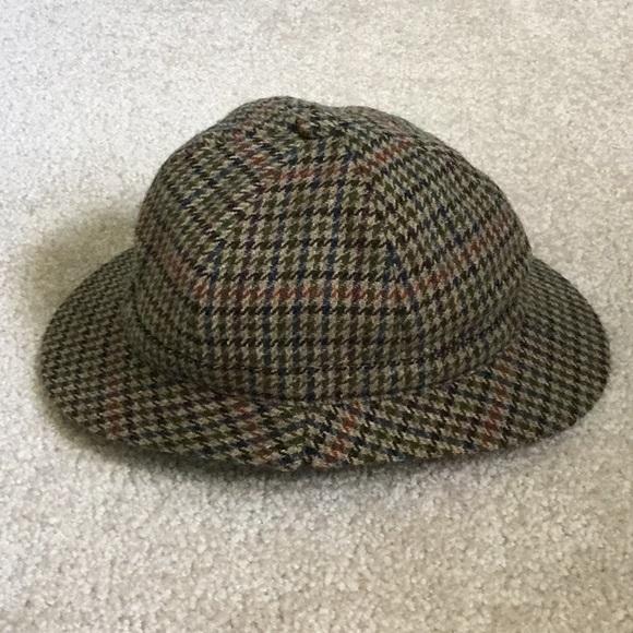 702a0bfeb7c Barbour Accessories - Barbour Deerstalker plaid foldable hat